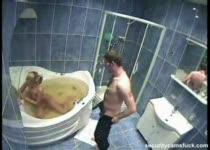 PLaatje van Alle neukstandjes proberen in bad