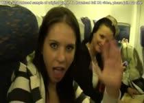 PLaatje van Sex in het vliegtuig