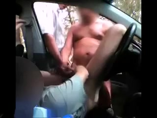 PLaatje van Gay cruising op een homo parkeerplaats