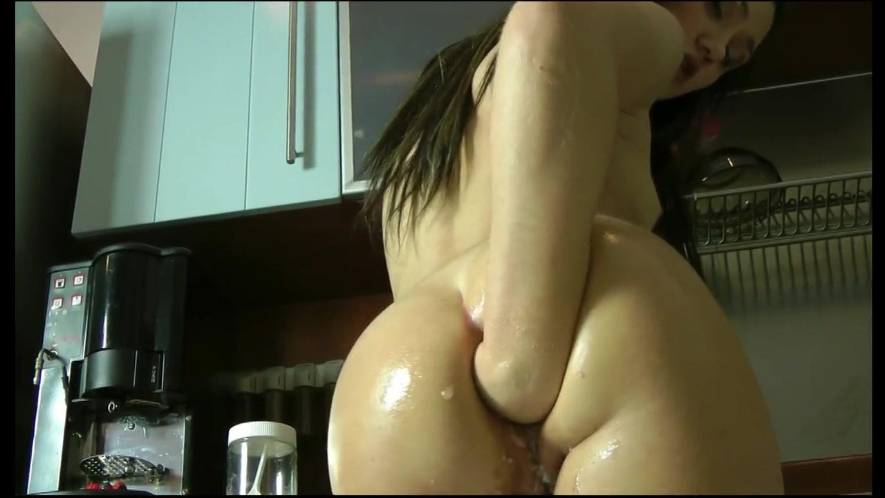 PLaatje van Erg kinky in de keuken