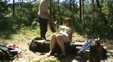 PLaatje van BDSM in de natuur