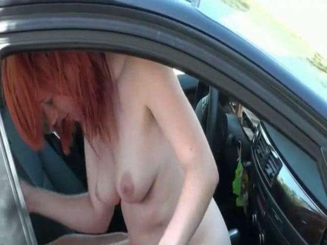 Stiekem geil sex in de auto